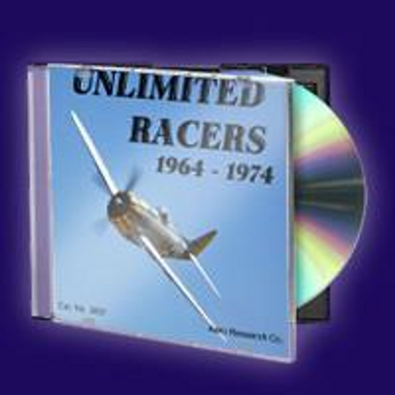 Aero Research Photo CD Unlimited Racers 1964-1974