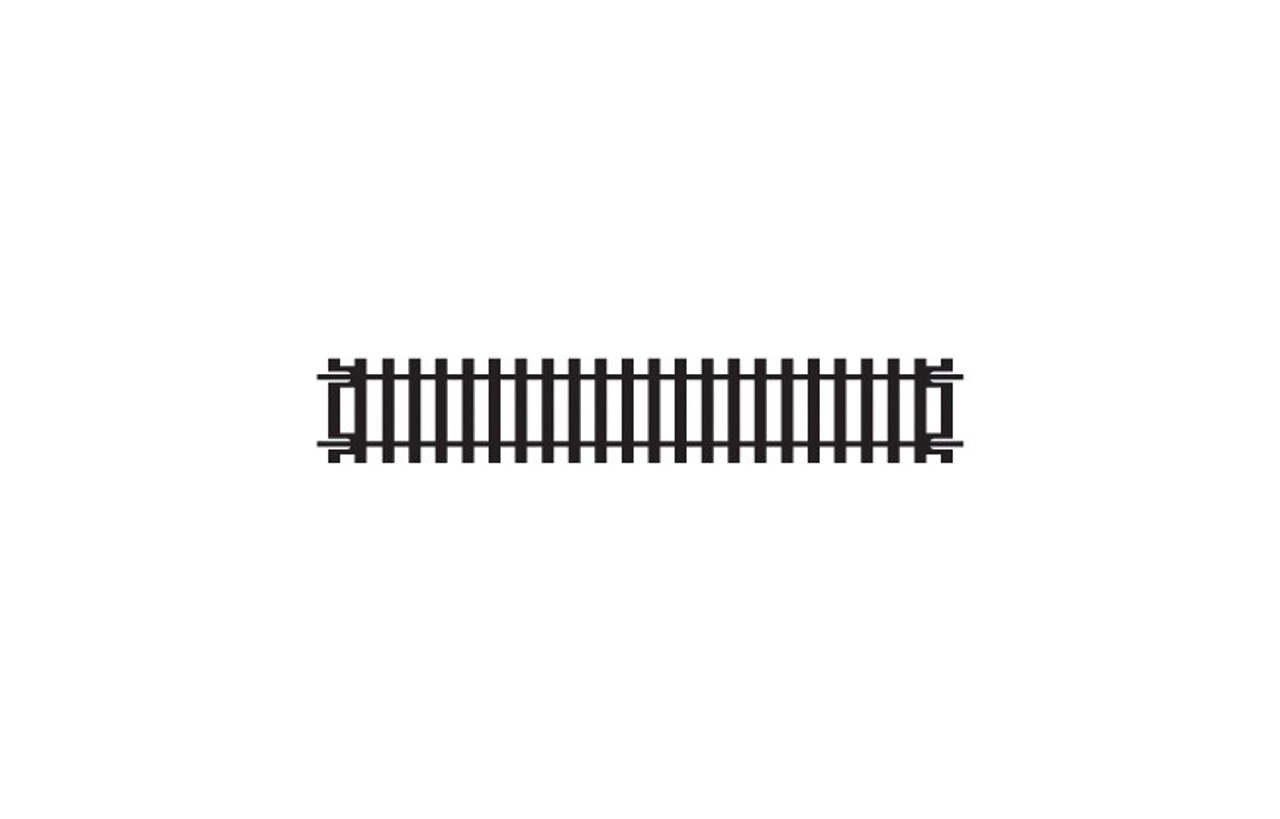 Hornby R600 Straight Track  Model Railway Accessories