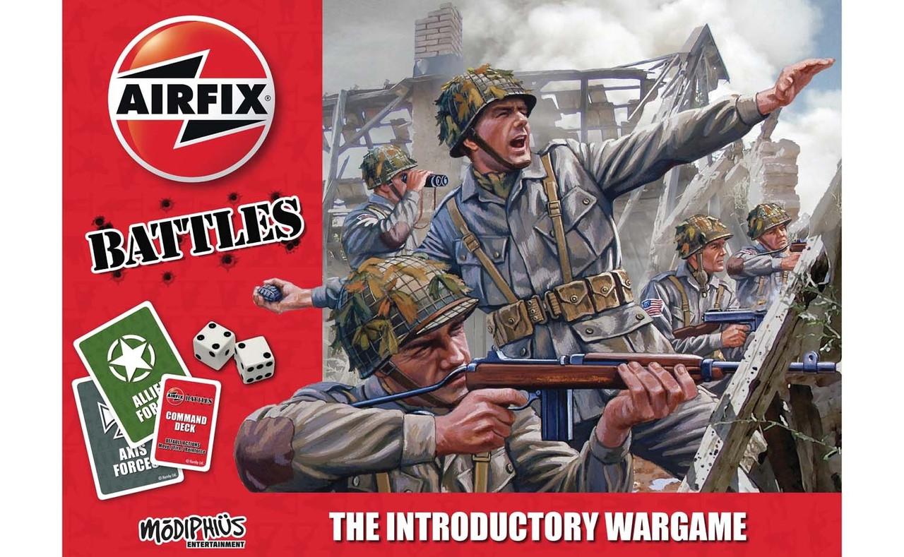 Airfix MUH50360 Airfix Battles Introductory Wargame