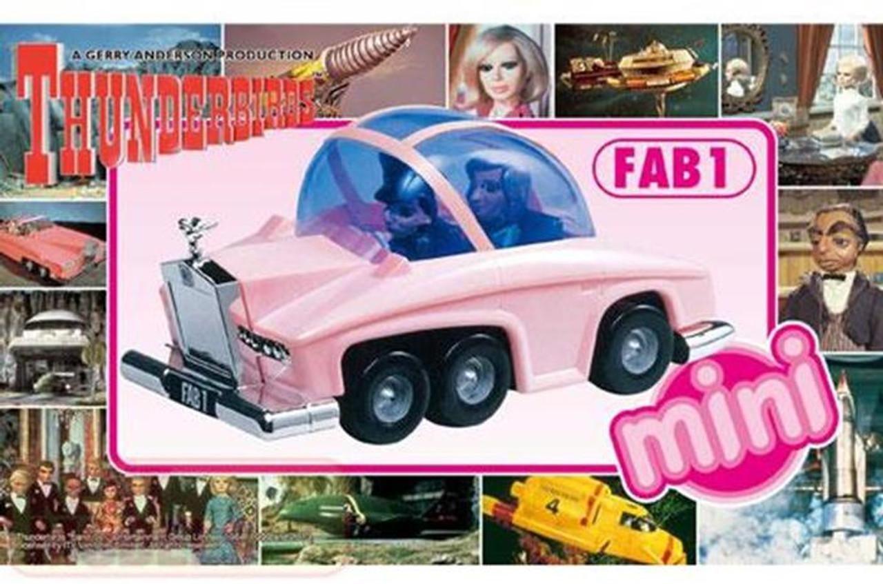 AOSHIMA 008409800 Thunderbirds Mini FAB 1