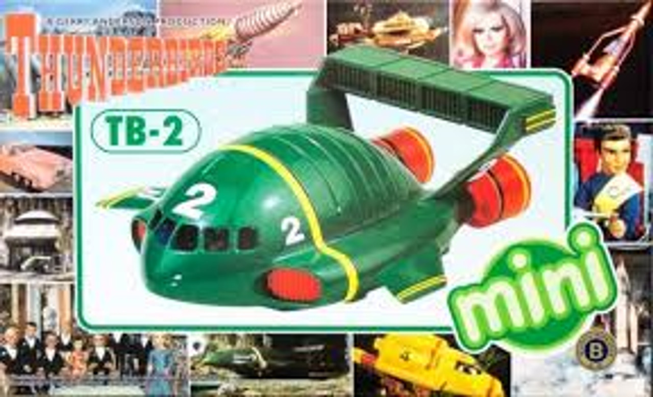 Aoshima 008362 Thunderbirds TB-2 Mini