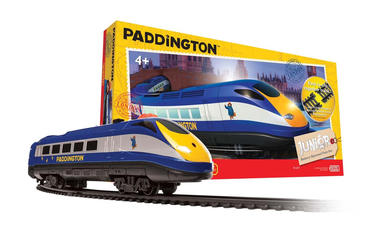 Hornby R1247M Hornby Junior Paddington™ Train Set