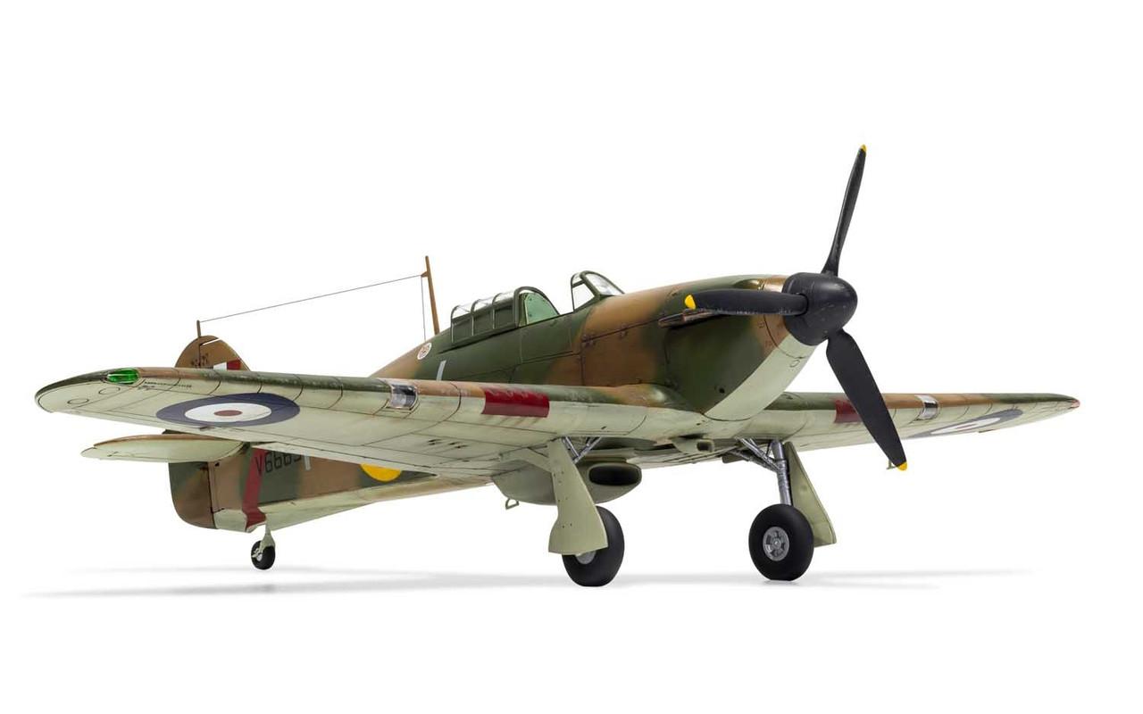 Airfix A05127A Hawker Hurricane Mk1 1:48 Scale Model Kit