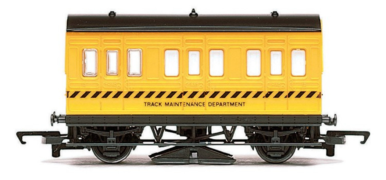 Hornby R296 Track Cleaning Coach OO Scale