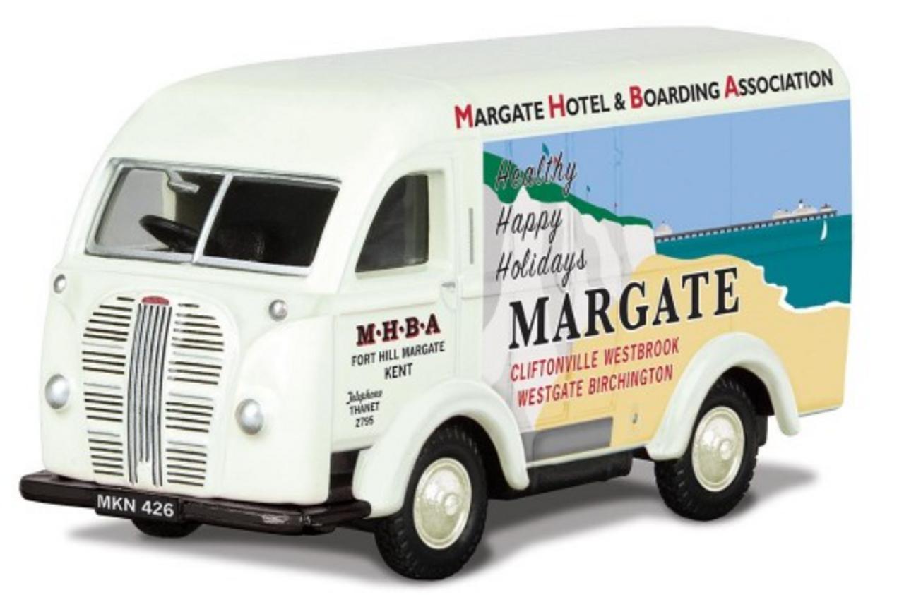 Hornby R7243 Austin K8 Van, Margate Hotel & Boarding Association, Centenary Year Limited Edition - 1957 Hornby - Dublo Diecast