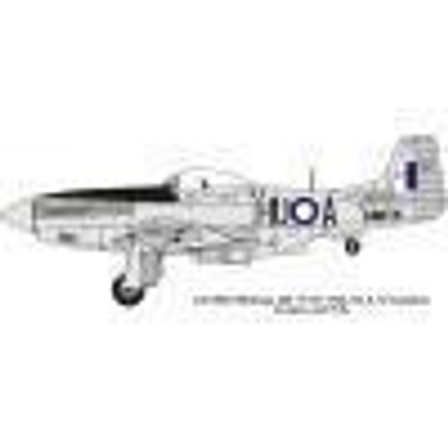 Red Roo Models CAC Mk20 Mustang 78 Sqn Decals 1:72