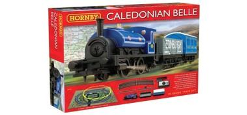 Hornby R1151 Caledonian Belle Train Set 00 Scale