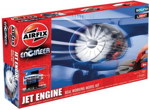 Airfix A20005 Jet Engine Nnn Scale Model Kit