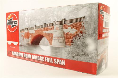 Airfix A75011 Narrow Road Bridge Full Span 1:76 Scale Model Kit