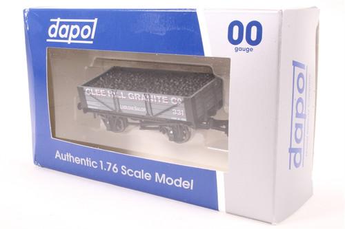 Dapol 4F-040-003 Clee Hill 4 Plank  Model Railway