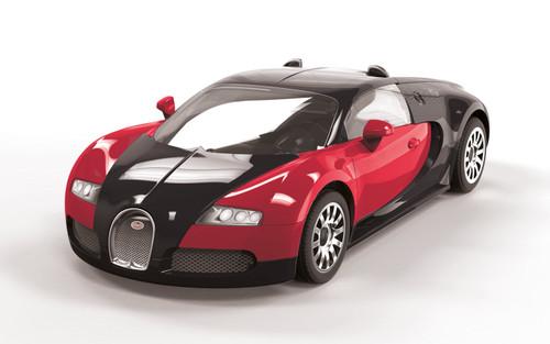 Airfix J6020 QUICKBUILD Bugatti Veyron New Colour - Scale Model Kit