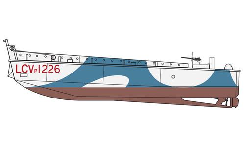 Airfix A02340 Higgins LCVP 1:72 Scale Model Kit