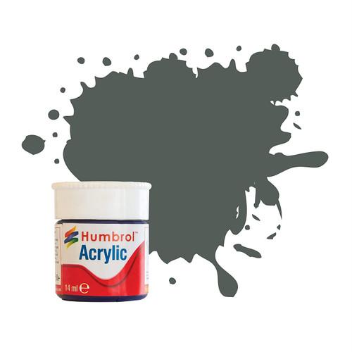 Humbrol AB0001 Acrylic Paint 1 Matt Grey Primer