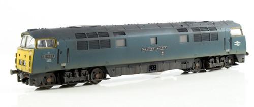 Dapol 2D-003-011 Class 52 BR Blue #D1009 N Gauge Model Railway Locomotive