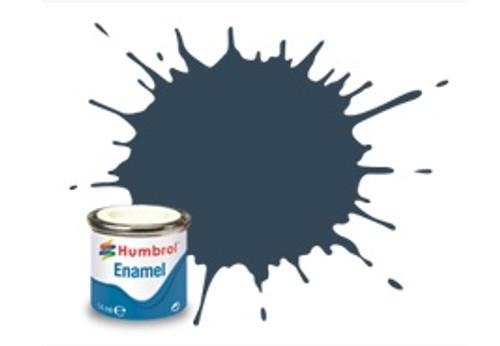 Humbrol Enamel Paint 245 RLM 74 Graugrun Matt 14ml