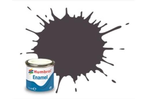Humbrol Enamel Paint 251 RLM 81 Dunkeibraun Matt 1