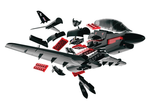 Airfix J6003 QUICKBUILD BAE Hawk T - Scale Model Kit