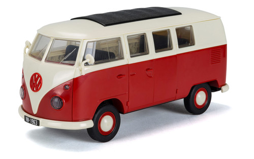 Airfix J6017 QUICKBUILD VW Camper Van   - Scale Model Kit