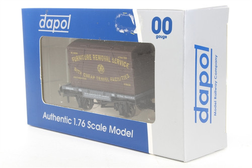 Dapol 4F-037-003 Conflat & Container GWR  Model Railway models