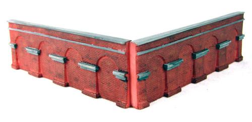 Hornby N8731 Retain Walls Level 3 (1:160)  Model R