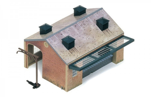 Hornby R8002 Goods Shed  Model Railway Accessories