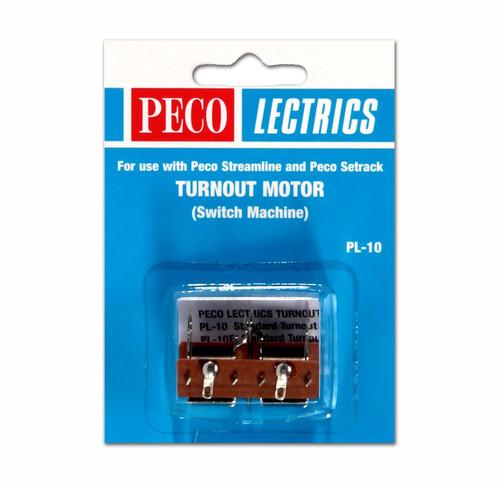 Peco PL-10 Lectrics Turnout Motor (Switch Machine)