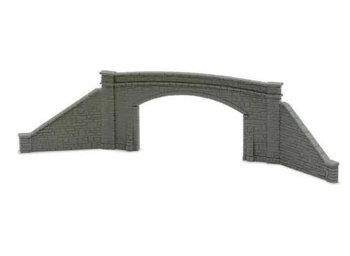 Peco NB-34 Lineside Kits Road Bridge Sides, stone