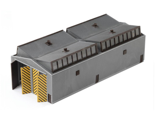 Peco NB-80 Lineside Kits Train Shed Unit N Gauge Rail Accessories