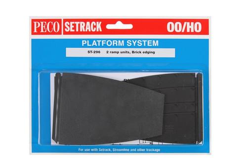 Peco ST-296 Track Accessories Platform System, Ram