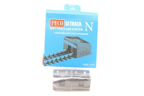 Peco ST-8 Track Accessories Buffer Stop, Sleeper B