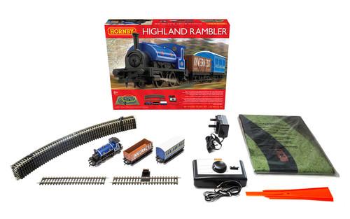 Hornby R1220 Highland Rambler Train Set 00 Gauge
