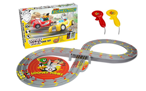 Scalextric G1140M My First Looney Tunes Set 1:64 Scale