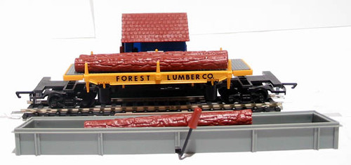 Hornby 00 Gauge R1835 Timber Yard 1:76 Scale