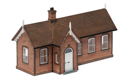 Hornby SkaleDale R9824 Station Office 1/72 Scale