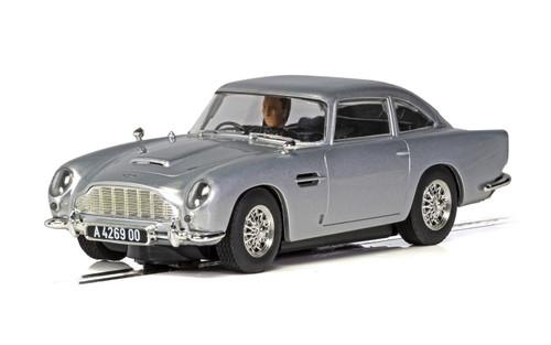 Scalextric C4202 James Bond Aston Martin DB5 'No Time To Die' 1:32 Scale