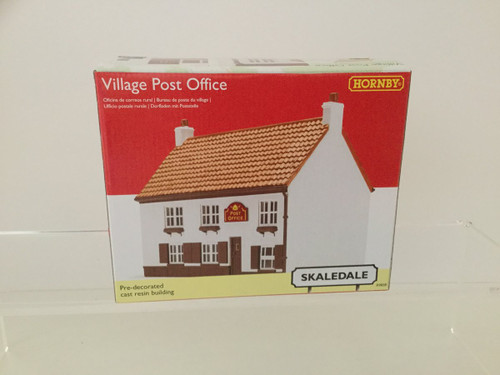 Hornby R9858 Village Post Office OO Scale