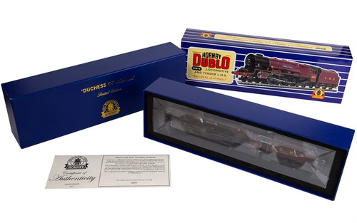 Hornby R3819 LMS 6231 'Duchess of Atholl', Centenary Year Limited Edition - 1948 OO Scale