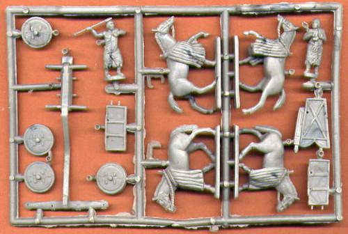 HaT 8130 Sumerian Chariot 1:72 Scale Figures