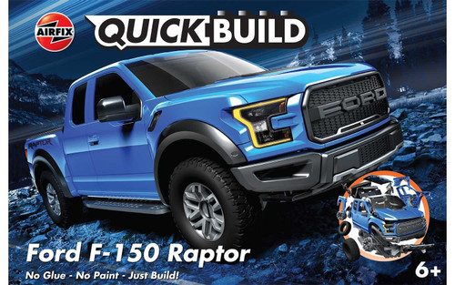 Airfix Quickbuild J6037 Ford F-150 Raptor