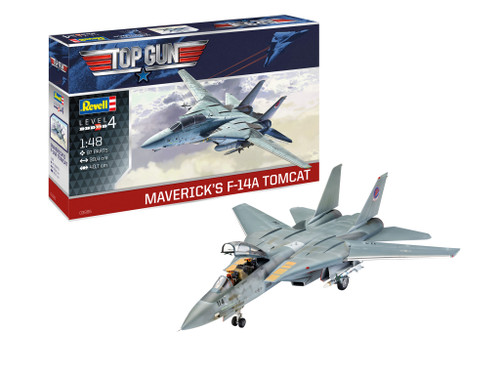 Revell 03865 1:48 Top Gun Maverick's F-14A Tomcat