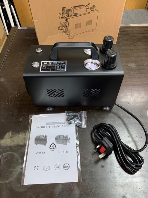 HM portable silent compressor