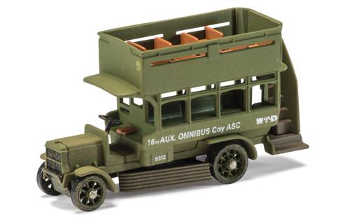Corgi CS90611 Old Bill Bus WWI Centenary Collection