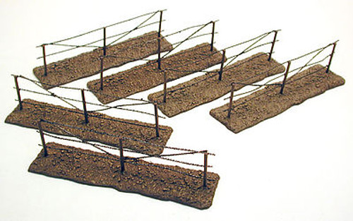 Pegasus #5204 military museum collection Barbwire (Straight)