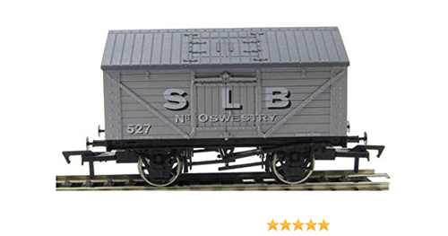 Dapol B874 OO Gauge Authentic 1:76 Scale Model Lime Wagon SLB Lime