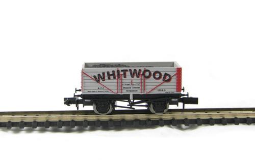 Dapol NB-072 N gauge Whitwood Normanton plank wagon rolling stock