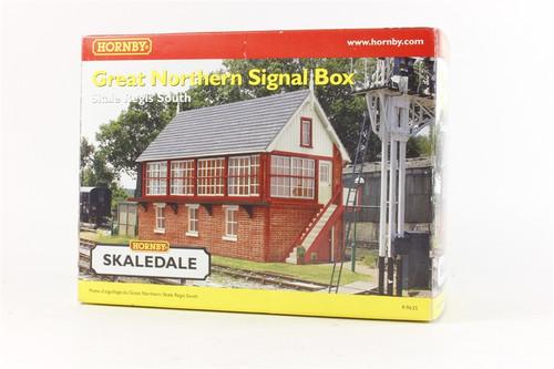 Hornby Skaledale R9635 Great Northern Signal Box Skale Regis South