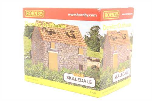 Hornby Skaledale R9649 Derelict Outhouse