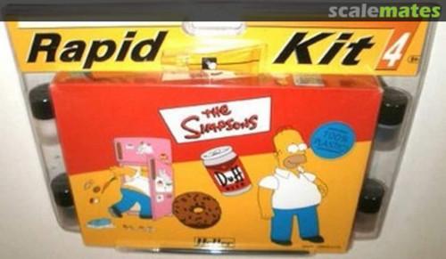 Heller 71058 The Simpsons Rapid model kit