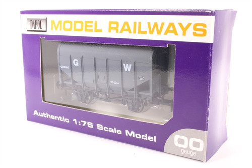Dapol OO Gauge B503A Bulk grain GWR authentic 1:76 scale model