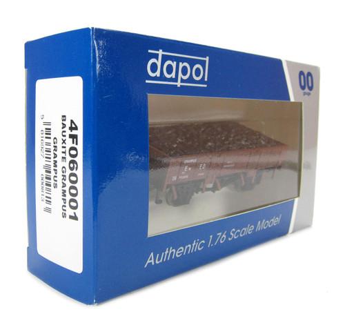 Dapol OO Gauge 4F060001 Bauxite Grampus Grampus authentic 1:76 scale models